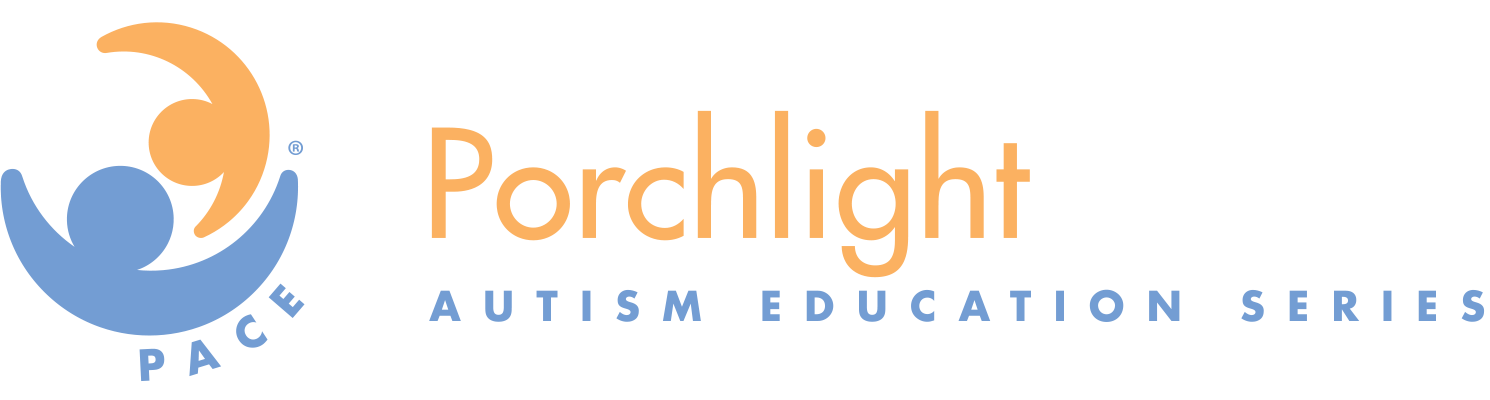 Porchlight Autism Education Series Logo