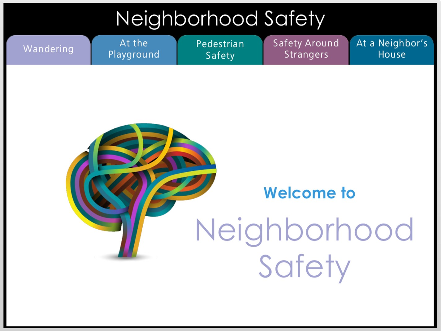Neighborhood Safety