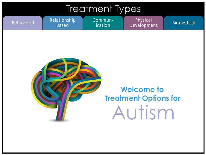 Treatment Options for Autism