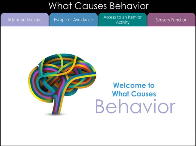 What Causes Behavior